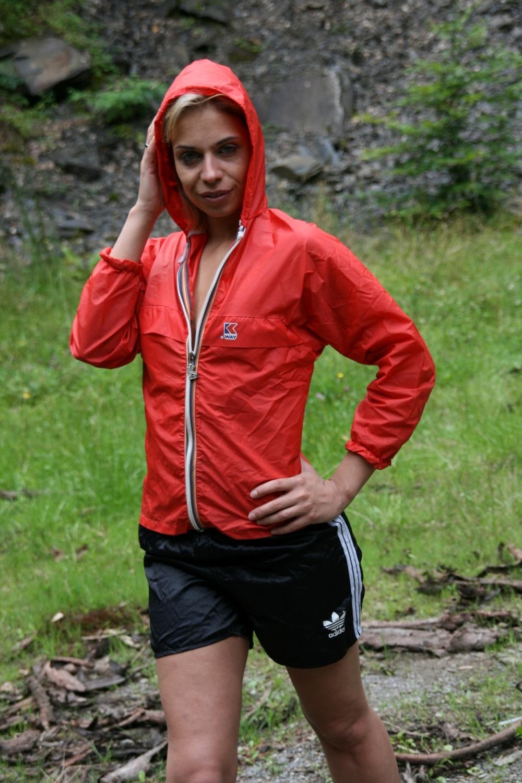 Running Rain Jacket Women S